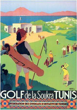 Golf de la Soukra Tunis