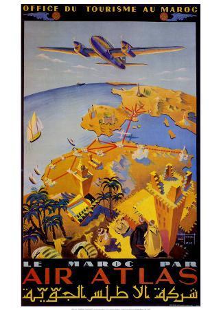 Le Maroc Par Air Atlas