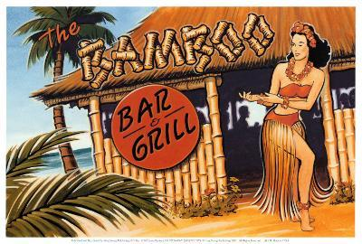 Bamboo Bar and Grill, Hawaii