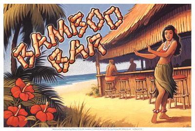 Bamboo Bar, Hawaii