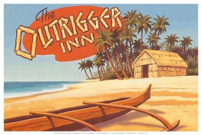 Outrigger Inn, Hawaii