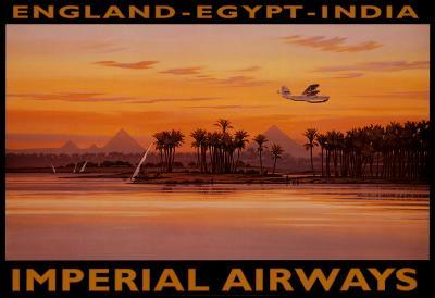 Imperial Airways, Egypt