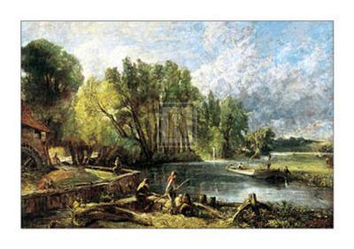 Stratford Mill, 1820