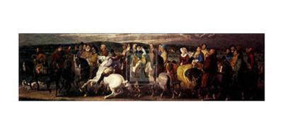 The Pilgrimage to Canterbury, 1806-7