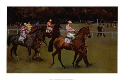 At the Races (Going Out at Kempton)
