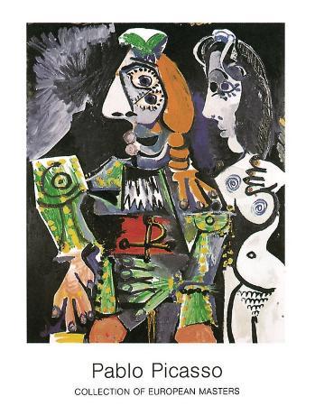Matador e Femme Nue, 1970