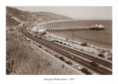 Along the Malibu Coast, California, 1952