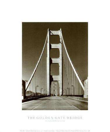 The Golden Gate Bridge, Summer Morning