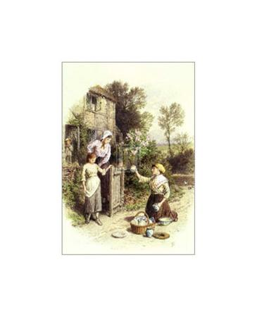 The Crockery Seller