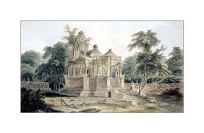 Hindu Temple in the Fort of Rohtas