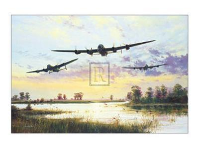 Dam Busters Setting Off