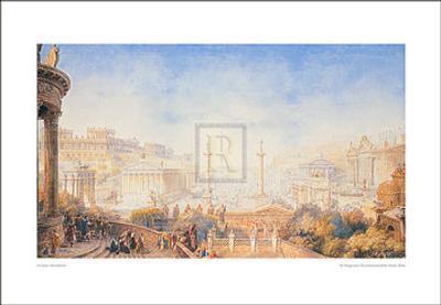 An Imaginative Reconstruction, Rome