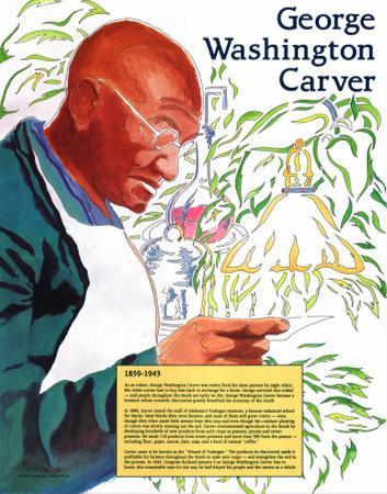 Great Black Americans - George Washington Carver