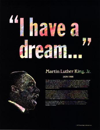 Great Black Americans - Martin Luther King Jr.