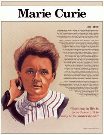 Heroes of the 20th Century - Marie Curie