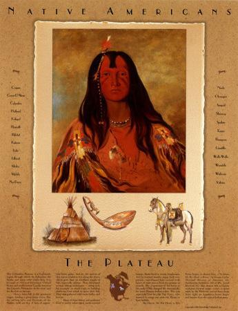Native American Cultures - The Plateau