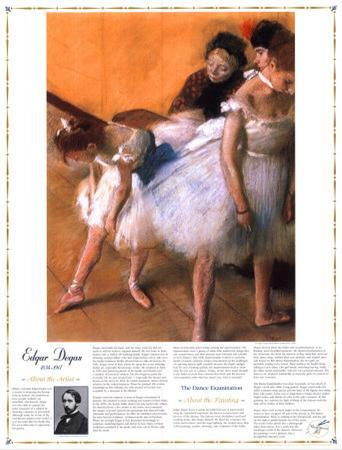 Masterworks of Art - The Dance Examination