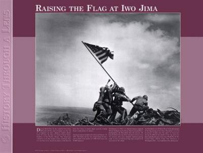 History Through A Lens - Raising the Flag at Iwo Jima
