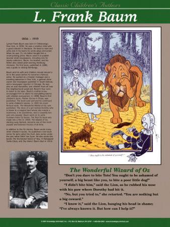 Classic Children's Authors - L. Frank Baum