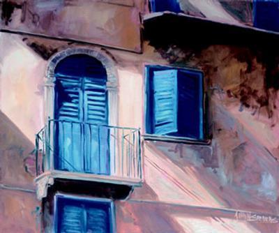 The Balcony I