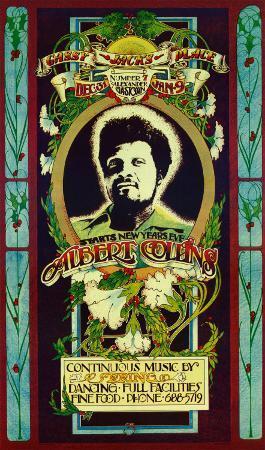 Albert Collins in Concert