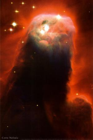 Cone Nebula Astro - ©Spaceshots