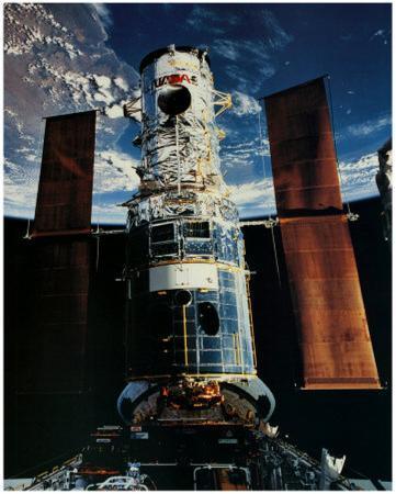 NASA - Hubble Rescue  - ©Spaceshots