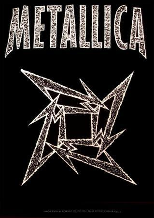 Metallica -  Ninja Star