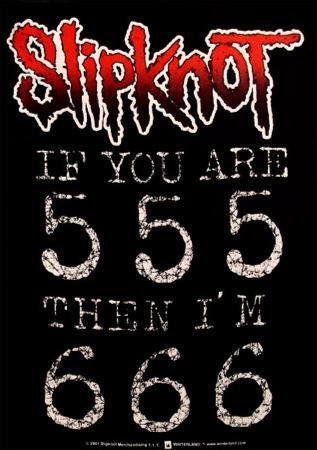 SlipKnot - 666