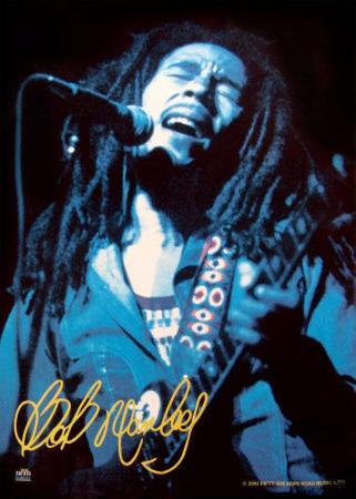 Bob Marley - Blue