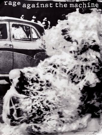 Rage Against The Machine - Burning Monk