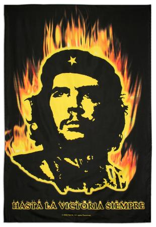 Che Guevara - Burning