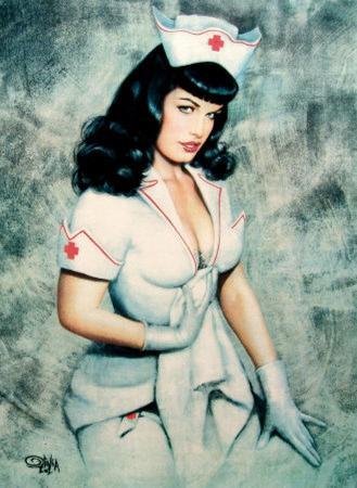 Nurse Bettie
