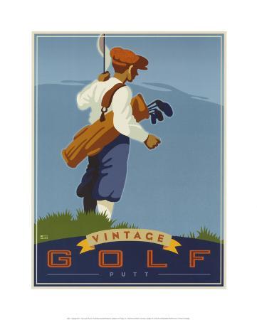 Vintage Golf, Putt