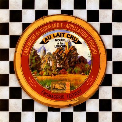 Cheese Label I