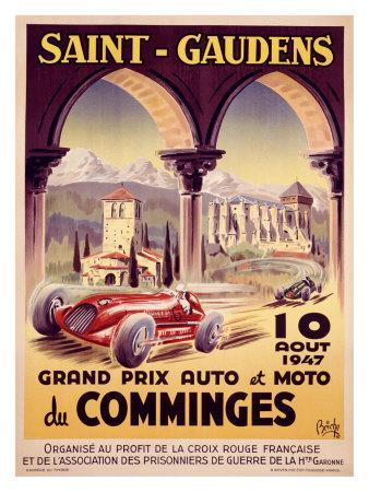 Saint Gaudens Grand Prix du Comminges