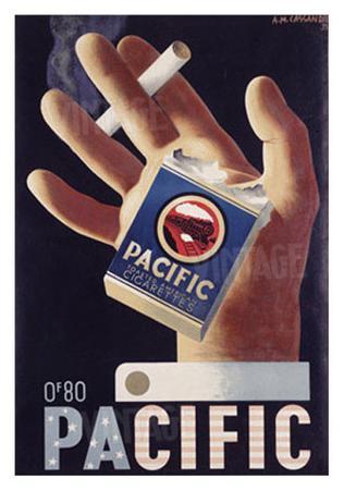 Pacific Cigarettes