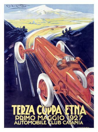 Terza Coppa Etna, Auto Road Rally