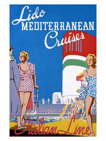 Lido Med Cruises