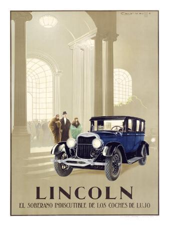 Lincoln Automobile