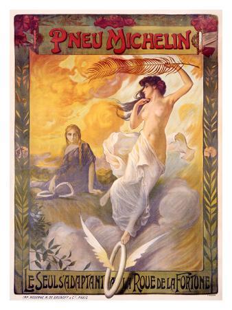 Pneu Michelin, 1905