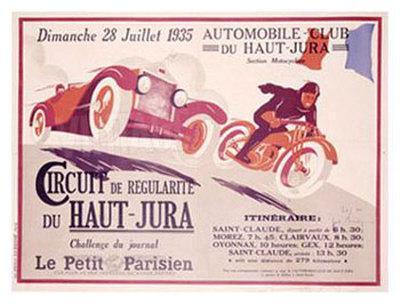 Circuit du Haut, Jura