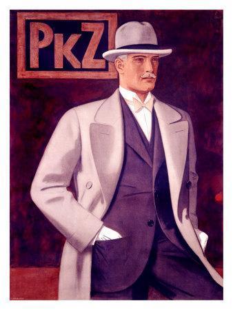 PKZ, Mens' Fashion