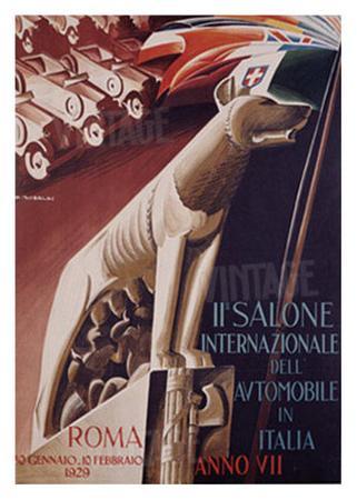 2nd Salone Automobile Italia