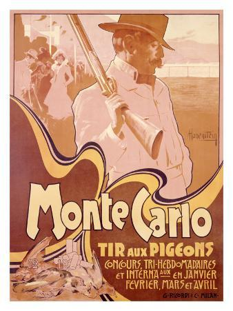 Monte Carlo, Tir aux Pigeons
