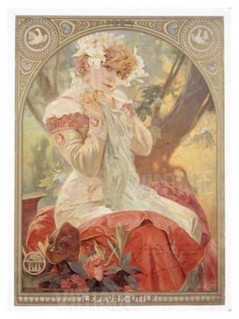 Lefevre-Utile, Sara Bernhard