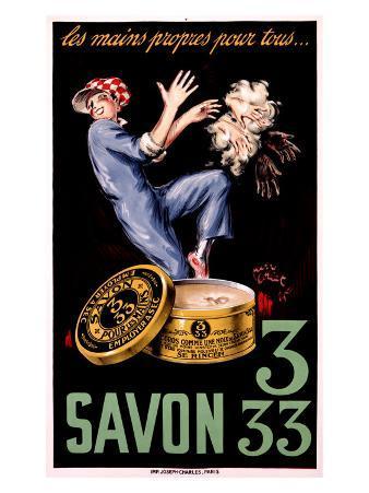 Savon 3-33