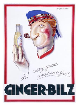 Ginger-Bilz