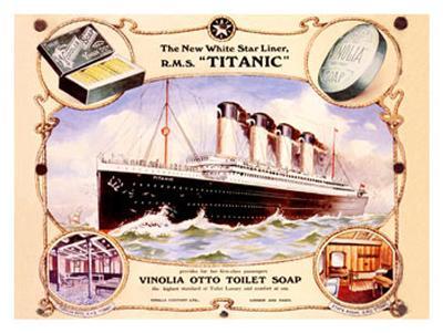 White Star Liner, The Titanic