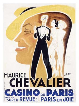 Chevalier Cas de Paris
